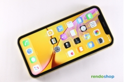 Apple iPhone XR 64GB - Független - sárga