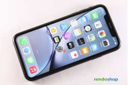 Apple iPhone XR 64GB - Telenor - fekete